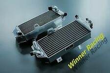 right+left aluminum radiator for Honda CRF250R/CRF 250 R 2010 2011 2012 2013