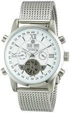 Constantin Durmont Men's Watch Calendar CD-CALE-AT-STM-STST-WH