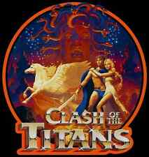80's Fantasy Classic Clash of the Titans Poster Art custom tee AnySize AnyColor