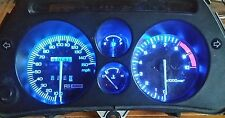 BLUE HONDA ST1100 PAN EUROPEAN led dash clock conversion kit lightenUPgrade