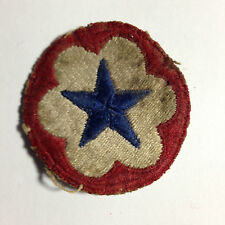 MILITARY PATCH- U.S. ARMY SERVICE FORCES WWII