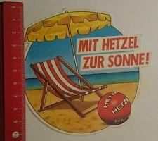 ADESIVI/Sticker: con Hetzel al sole (280716103)