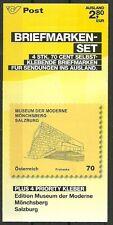 ÖSTERREICH/Architektur MiNr 2931 IA ** SKL im MH 0-9