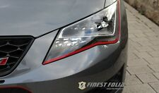 Devil Eye style faros lámina Stripe para Honda Civic Type R crv CRZ jazz