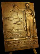 Médaille Arbitrage international refereeing referee à Vienne 1903 Vienna medal