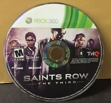 Saints Row: The Third (Microsoft Xbox 360) REFURBISHED (DISC ONLY) #10750