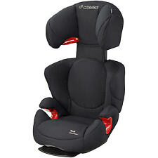 Maxi-Cosi Rodi Air Protect Group 2/3 Booster Car Seat Black Raven FREE POSTAGE