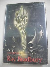 "SIGNED 1ST ED/ 3rd PRT ""SOMETHING WICKED THIS WAY COMES"" BY RAY BRADBURY!"