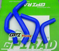 gpi silicone radiator hose for DRZ400E drz 400e 2002-07 K2/K3/K4 03 04 05,BLUE