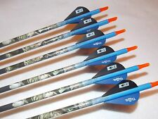 1/2 dozen Easton Aftermath Carbon 340 carbon arrows w/blazers!!