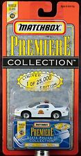 Matchbox World Class Series 18 Premiere State Police Utah Highway Patrol New