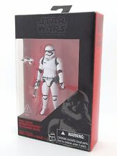 "Star Wars First Order Stormtrooper (Walmart Exclusive Black Series) 3.75"" Figure"
