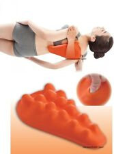 JAPAN MASSAGE/STRETCHER PILLOW/CUSHION SHOULDER BLADE-SCAPULA/BACK BEAUTY HEALTH