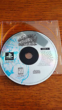 STREET FIGHTER COLLECTION DISC 1 PLAYSTATION 1 (SONY) GOOD CONDITION *GAME ONLY*