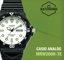 Casio Diver Look Analog Watch MRW200H-7E