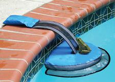 Frog Log Swimming POOL ANIMAL ESCAPE Ramp Clean Water Critter Safety 70200