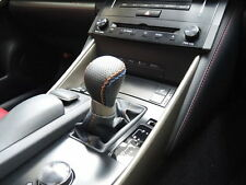 JAPAN GENUINE LEXUS RC F SPORT RC300H RC350 LEATHER SHIFT KNOB JDM IS250 IS350