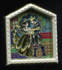 DLR Window to the Magic Beauty and the Beast LE Disney Pin 97469