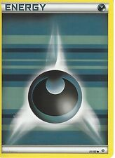 POKEMON GENERATIONS CARD - DARKNESS ENERGY 81/83