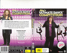 Abby's Ultimate Dance Competition-2012-TV Series USA-[Season One:3 Disc]-DVD