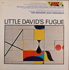 "LP 12"" 30cms: Little David's Fugue: the modern jazz ensemble, VSP B0"