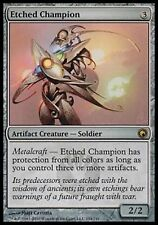 *MRM* ENG Champion gravé - Etched Champion MTG Scars of mirrodin