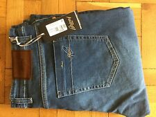Men's blue jeans Brioni Made in Italy Size 38