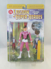 Legion of Super-Heroes - Cosmic Boy - DC Direct 2001 Action Figure