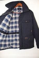 GANT Polyester Blend Parka Coat Jacket Size L