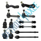Brand New 12pc Complete Front Suspension Kit for Chevrolet and GMC Trucks 4x4