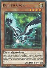 YU-GI-OH: BUJINGI CROW - RARE CARD - MP14-EN145 - 1st EDITION