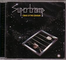 CD . SUPERTRAMP - Crime of the Century (NEU! dig.rem. School Dreamer Bloody well