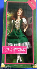 BARBIE COLLECTOR DOLL  2011 Dolls of the World Pink Label NRFB : Ireland