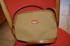 Sergio Tacchini Damentasche Tasche Handtasche bag Schultertasche braun