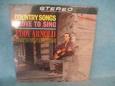 Eddy Arnold, Country Songs I Love To Sing, RCA Camden CAS 741(e), 1963 SEALED
