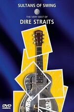 "DIRE STRAITS ""SULTANS OF SWING - BEST OF"" DVD NEUWARE!!"