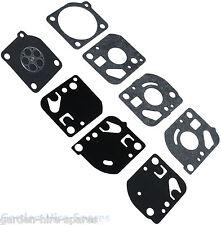 Carburatore Membrana Guarnizione Kit Per Alcuni MCCULLOCH Con ZAMA GND18