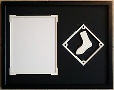 Chicago White Sox custom 14x18 mat for 8x10 photo. Jose Abreu Chris Sale Cabrera