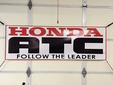 Honda ATC Dealer Promo Banner Three 3 Wheeler 250r 350x 200x