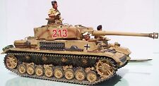 KING & COUNTRY AFRIKA KORPS AK023 GERMAN PANZER IV TANK SET MIB