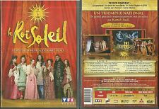 DVD - LE ROI SOLEIL / CHRISTOPHE MAE EMMANUEL MOIRE COMME NEUF COMEDIE MUSICALE