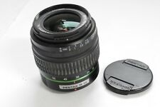 Pentax 18-55mm f3.5/5.6 Pentax-DA SMC digital SLR lens