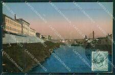 Brescia Palazzolo sull'Oglio cartolina QK6826