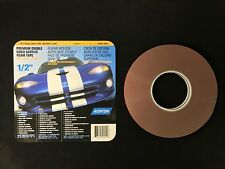"Genuine Norton Premium Double Sided Acrylic Decal Foam Tape 1/2"" 05621 Free Ship"