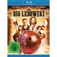 THE BIG LEBOWSKI -  BLU-RAY NEUWARE JEFF BRIDGES,JOHN GOODMAN,JULIANNE MOORE