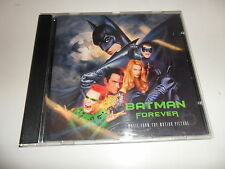 Cd  Various  ‎– Batman Forever (Original Music From The Motion Picture)