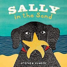 Sally in the Sand (Sally Board Books)-ExLibrary