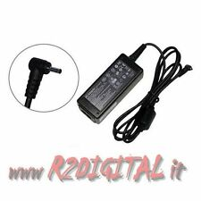 ALIMENTATORE ASUS 40W 19V SPINOTTO PICCOLO NETBOOK EPC E PC 1201H 1001 1005 1008