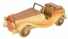 Hobbies Plans To Make A Jaguar Sports Car Model  - Wood Toy on Wheels P814