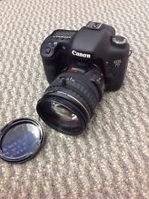 Canon EOS 7D 18.0 MP Digital SLR Camera - Black (Kit w/ IS 28-135mm Lens)